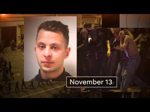 Salah Abdelsalam: new footage shows moment of capture
