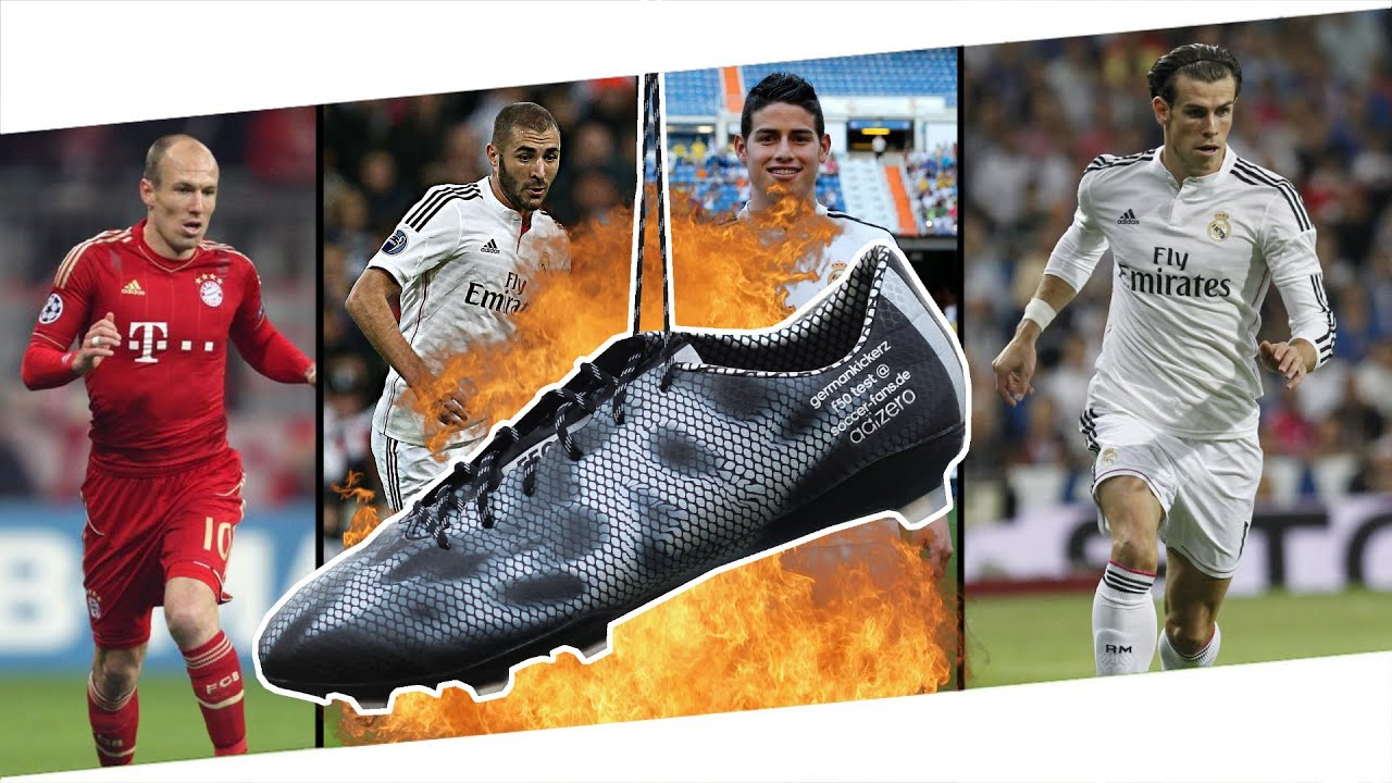 aee7558ad5d1 Exclusive  Adidas F50 Adizero 2015 - Gareth Bale Boots - Unboxing ...