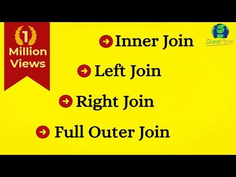 SQL Server join :- Inner join,Left join,Right join and full outer join