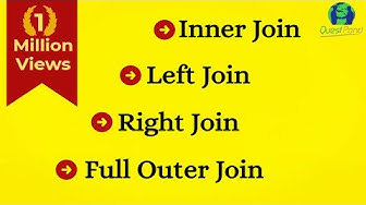 SQL Server join :- Inner join,Left join,Right join and full outer join