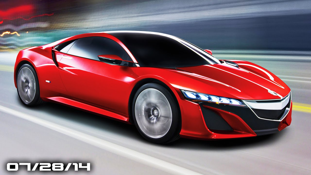 Toyota Supra Replacement Acura Nsx Catches Fire Mclaren