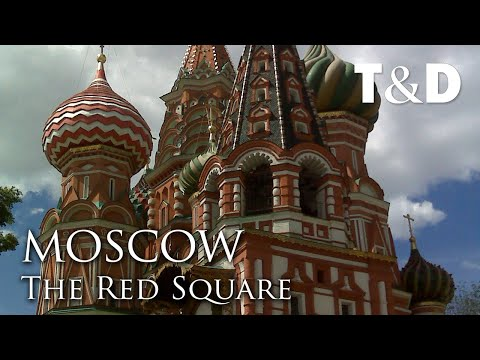 Moscow: The Kremlin and the Red Square 🇷🇺 Moscow Video Guide