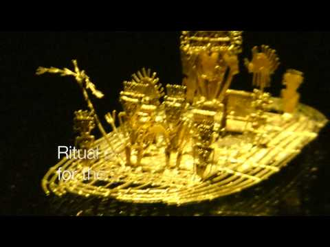 ✈Bogota Gold Museum