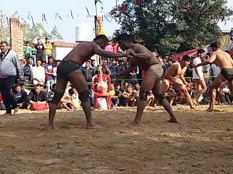 Kala Bhatwan  Vs Sonu  Jalandhar  || Ghoo Kushti  Dangal  ( Pathankot ) || 09/12/2018