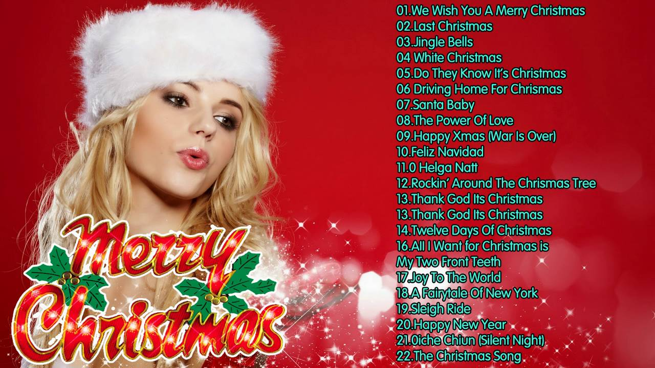 Happy New Year 2017    Merry Christmas Songs 2017    Christmas Music Of All Time - YouTube