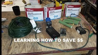 Small micro wind turbine HELP VIDEO to save you some money