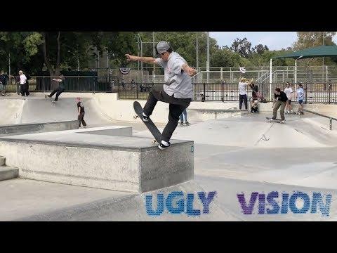 Ugly Vision: Cons Cali Vacation