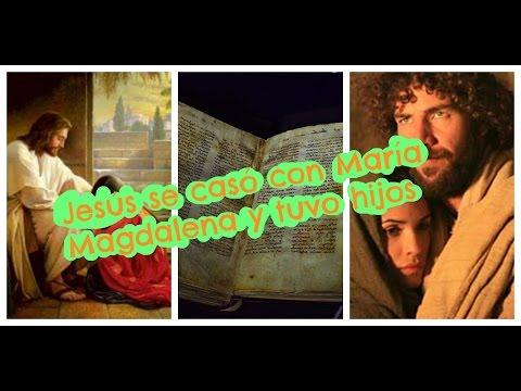 Según Antiguos Manuscritos -  Jesús Se Casó Con María Magdalena Y Tuvo Hijos -2014-Video