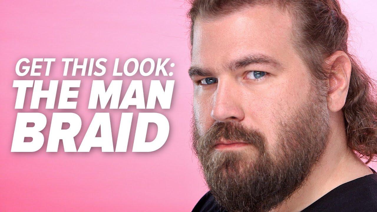 Sexy hair 101 man braids youtube ccuart Images
