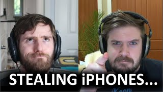 "Stolen iPhones Rat Out New ""Owners"" - WAN Show June 5, 2020"