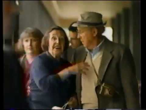 Seafirst Bank Commercial  - Peg Phillips  - We Were There (1987)