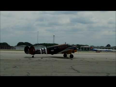 CAF C 45 Flight