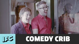 Comedy Crib: Janice and Jeffrey | Pat and Karen! | Episode 1