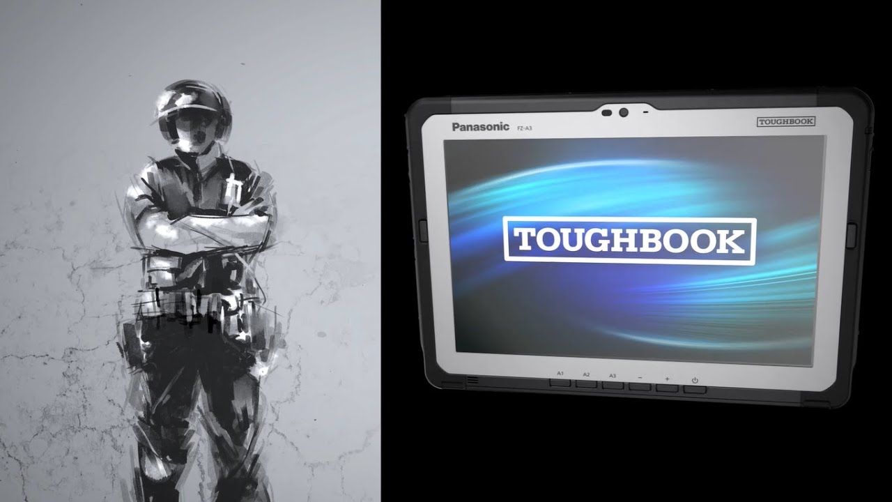 Meet the TOUGHBOOK A3 Rugged Android Tablet
