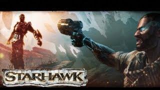 Starhawk - Dos criadores de God of War (PS3) - Primeiras impressões