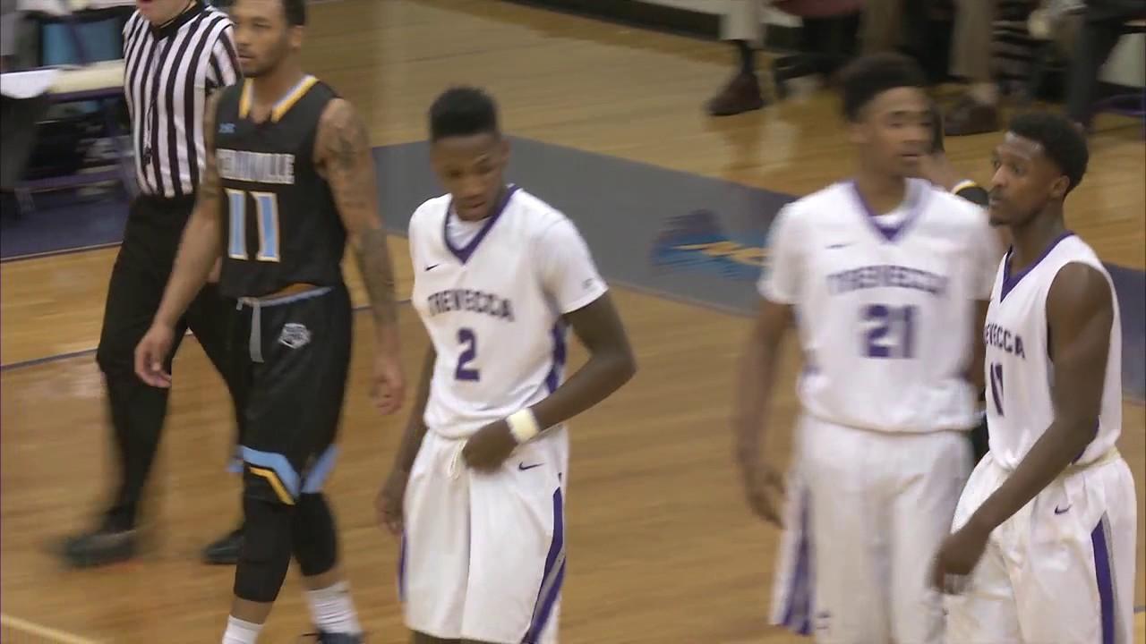 Trevecca Men's Basketball   02182017 vs Cedarville - YouTube
