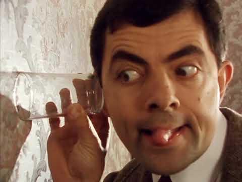Do You Hear What Bean Hears? | Funny Clips | Mr Bean Official