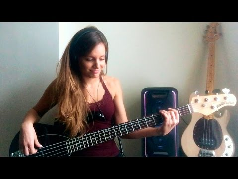 Dirty Loops - Circus [Bass Cover]