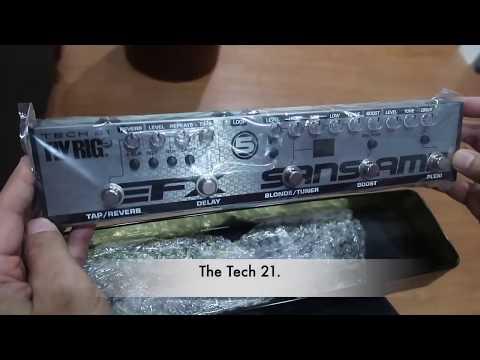 Tech21 FlyRig5 V2 UNBOXING