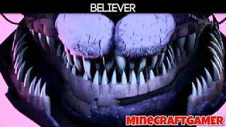 believer fnaf cover animations by minecraftgamer