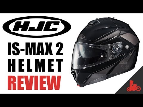 HJC IS-Max 2 Helmet Review (Modular)