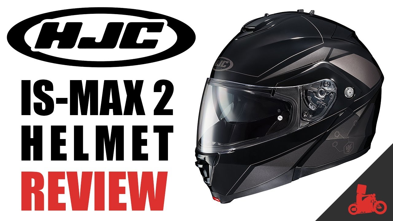 b10a3117f20d4 HJC IS-Max 2 Helmet Review (Modular) - YouTube