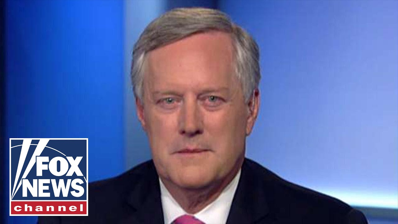 Meadows reacts to the Trump rally protests in Minneapolis