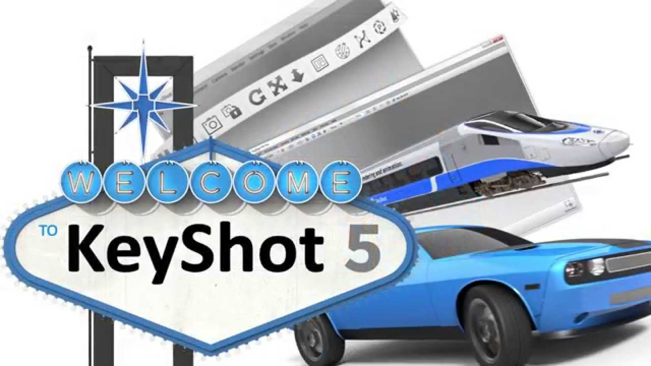 Why is everyone going head over wheels for Keyshot 5?