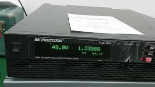 Gamatronic IP210 Telecom DC-AC Inverter Repairs by Dynamics Circuit (S) Pte. Ltd.