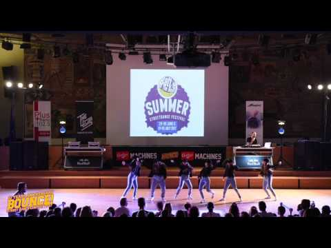 Groovy Nation (Thessaloniki) Show - Bounce 2017 Junior Category