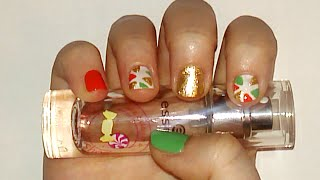 Colorful Nail Art Tutorial | Samantha Beauty Thumbnail