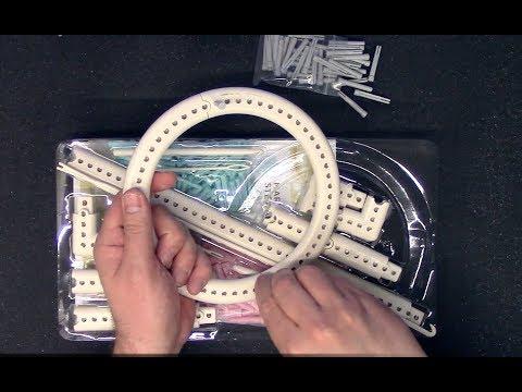 Martha Stewart Knit & Weave Loom Kit Review