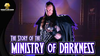 The Story of The Undertaker's Ministry of Darkness