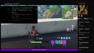 Fortnite liVe! Doing a 20 doller psn card giveaway at 150 subs