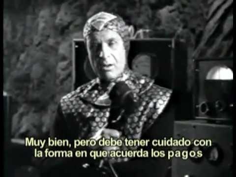 El Invasor Marciano (1950) cap 9 de 12  (sub. español)