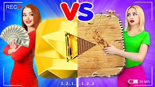 BLOGGER KAYA vs MISKIN || Prank Lucu dan Trik di Youtube oleh RATATA BOOM