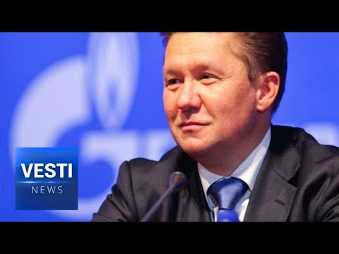 Gazprom's Alexey Miller: 2020 is the Big Date: Nothing is Going to Stop Nord Stream-2 Now