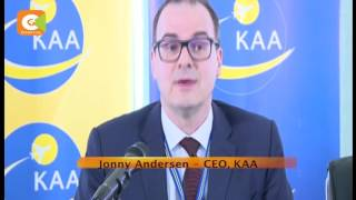 New airports boss shifts focus to commercializing KAA