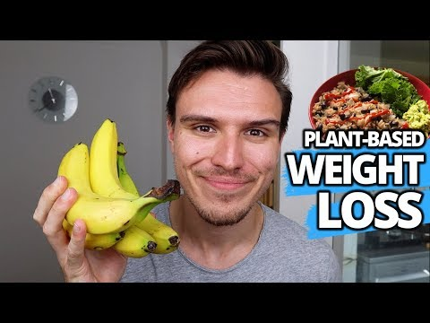 Losing Weight On A Plant-Based Diet (3 Things You Need To Know)