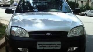 Ford Courier 2008 XL 1.6 Flex - Completa - Preço R$ 24.700