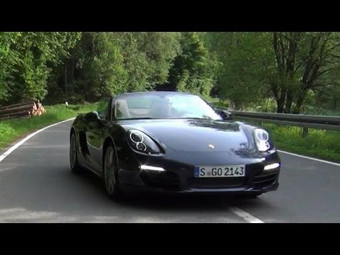 ' 2012 / 2013 Porsche Boxster S PDK  ( 981 ) '  Test Drive & Review - TheGetawayer