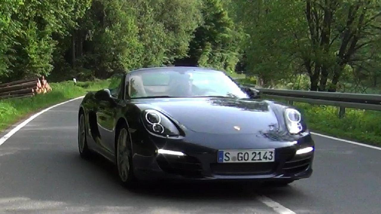2012 2013 Porsche Boxster S Pdk 981 Test Drive Review