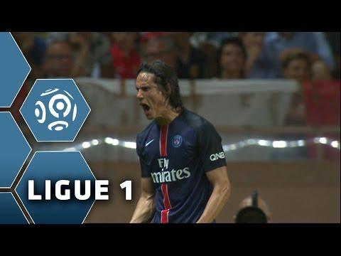 But Edinson CAVANI (73') / AS Monaco - Paris Saint-Germain (0-3) -  (ASM - PARIS) / 2015-16
