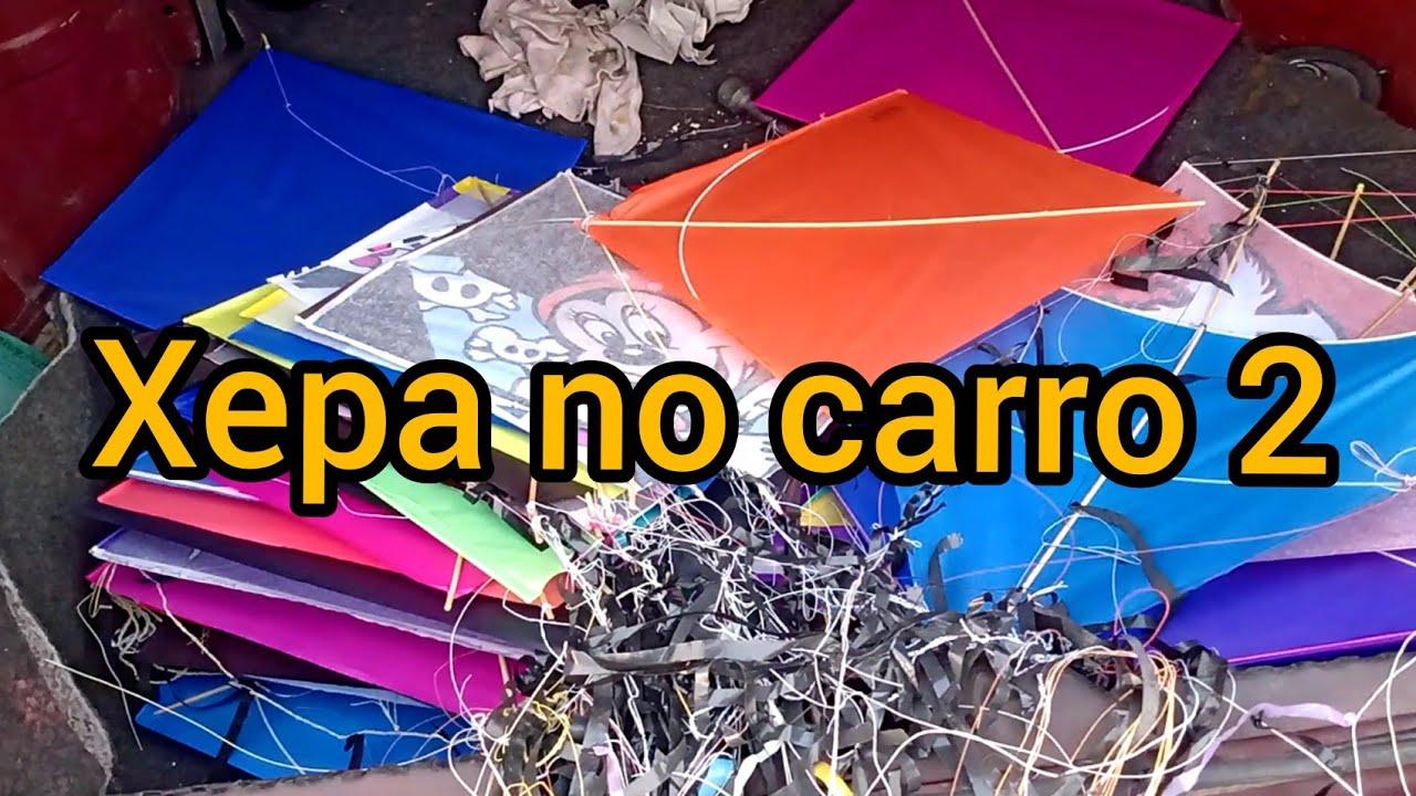 MENOR CHAMOU O PATRÃO PRO RELO E VEJA NO QUE DEU - XEPA NO CARRO 2