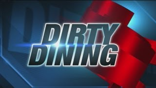 Dirty Dining: Restaurant with roaches when TODAY'S TMJ4 visited