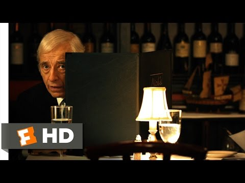 She's Funny That Way (2014) - Awkward Dinner Scene (4/10) | Movieclips