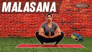How to do Malasana perfectly   Easy and Effective method