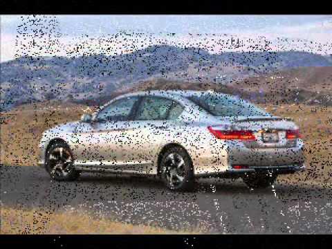 All New 2014 Honda Accord Phev Youtube