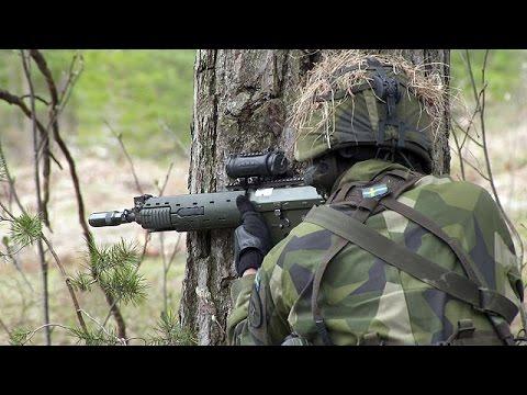 euronews (em português): Suécia militariza Gotlândia com os olhos postos na Rússia