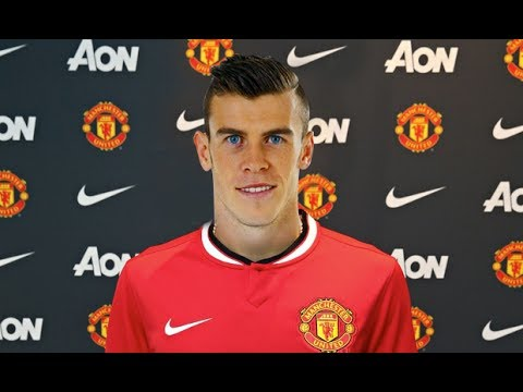 GARETH BALE TO MANCHESTER UNITED BIGGEST SUMMER TRANSFER EVER?!!!